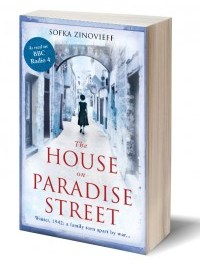 The House on Paradise Street by Sofka Zinovief