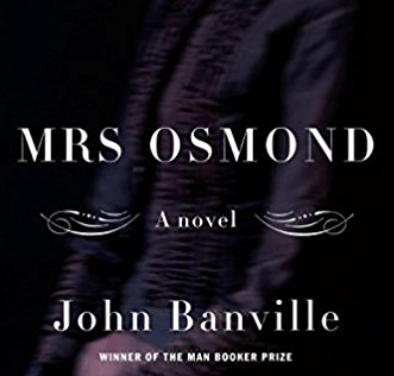 Mrs. Osmond by John Banville