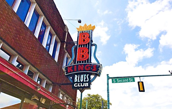 BB Kings Memphis