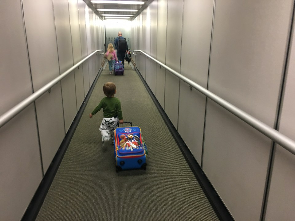 15 Best Activities For Toddlers On A Plane Three Kids And A Car