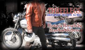 スリーレッグス 馬革スタンダードライダース