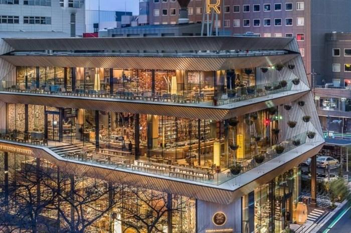 【東京景點推薦】日本最美、第一間「星巴克臻選®東京烘焙工坊」