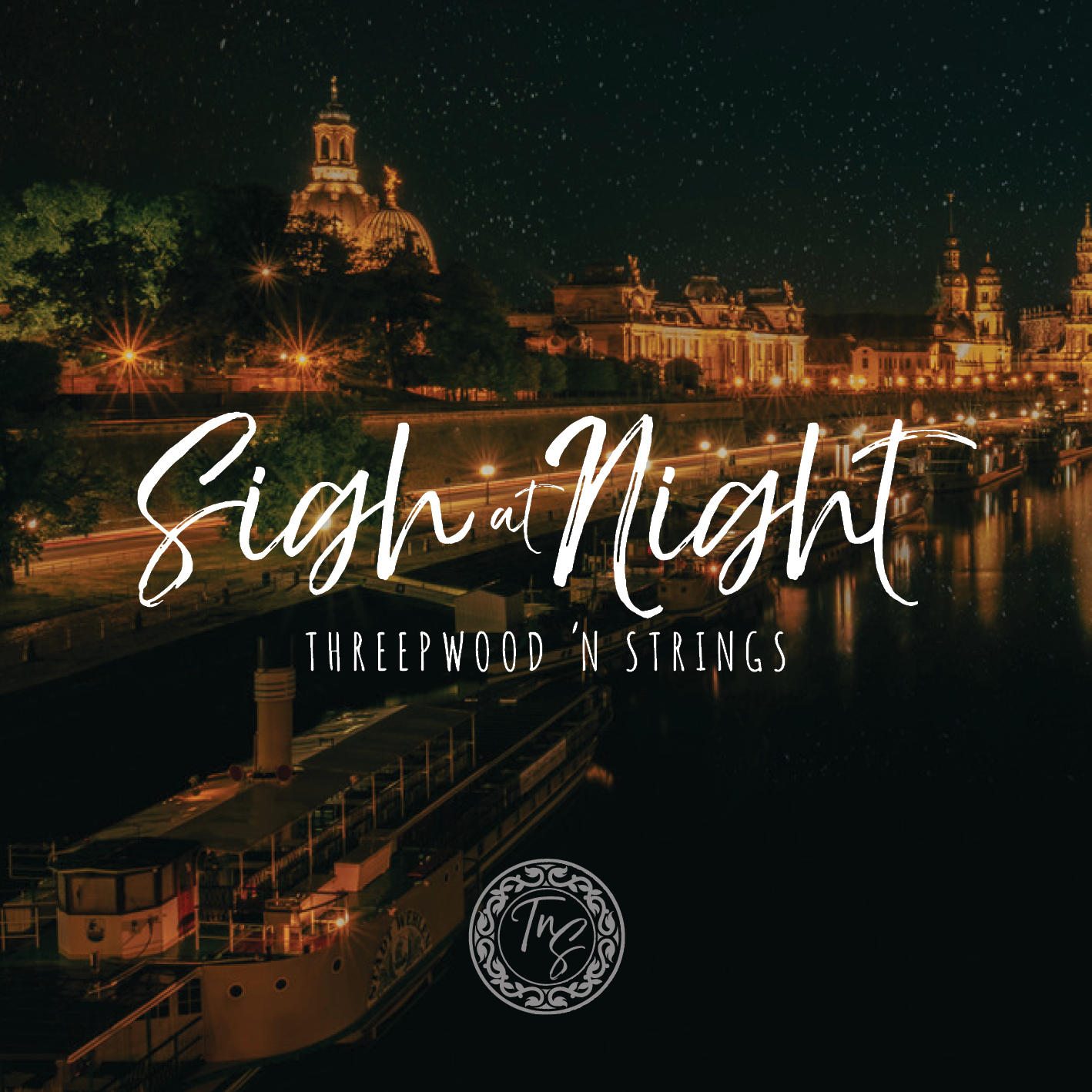 Threepwood N Strings_Sigh At Night_Cover