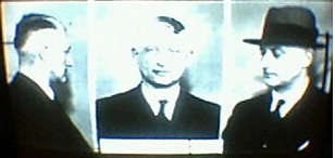 prisoner photos - WW II