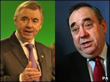 SNP and Plaid