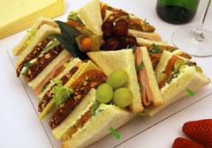 Triangle-Sandwiches