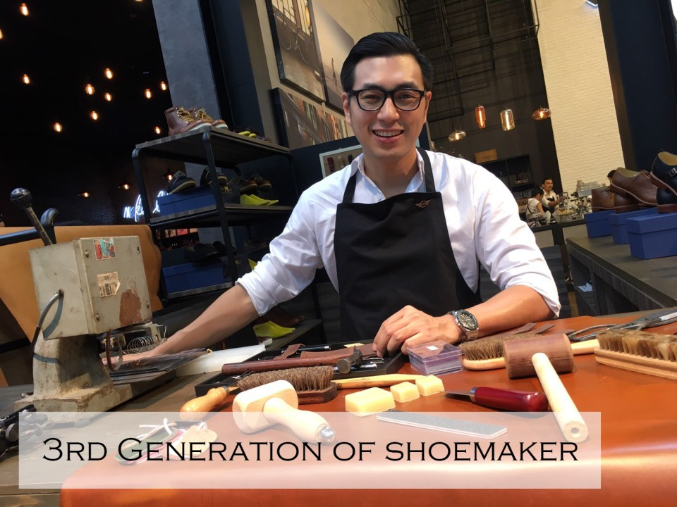 3rd Generation of shoemaker