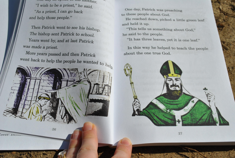 Catholic Saint Patricks Day Worksheet