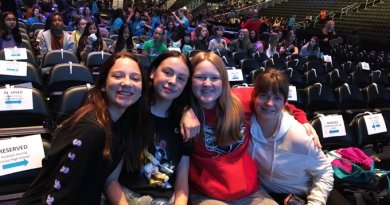 Local students participate in WE Day 2019