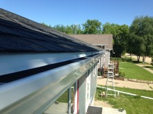 quick install of eavestroughing in souris, virden, branden, roblin, russell, swan river, dauphin
