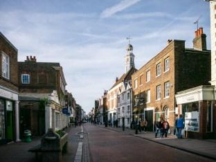 Rochester High Street