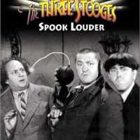 The Three Stooges: Spook Louder DVD