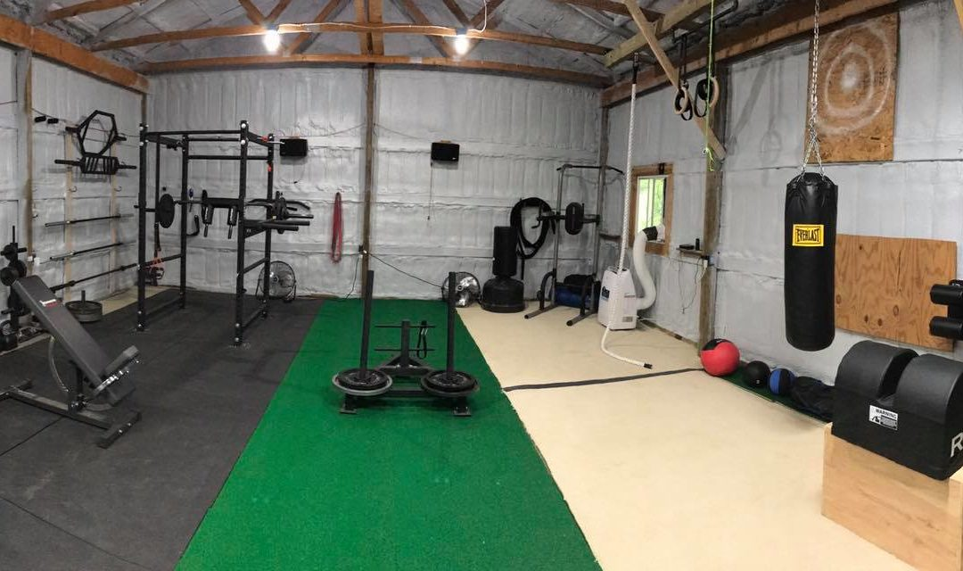 My Garage Gym More About It Than You Ever Wanted To Know Three Storm Fitness