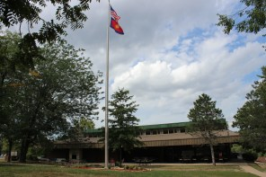 DH Flagpole