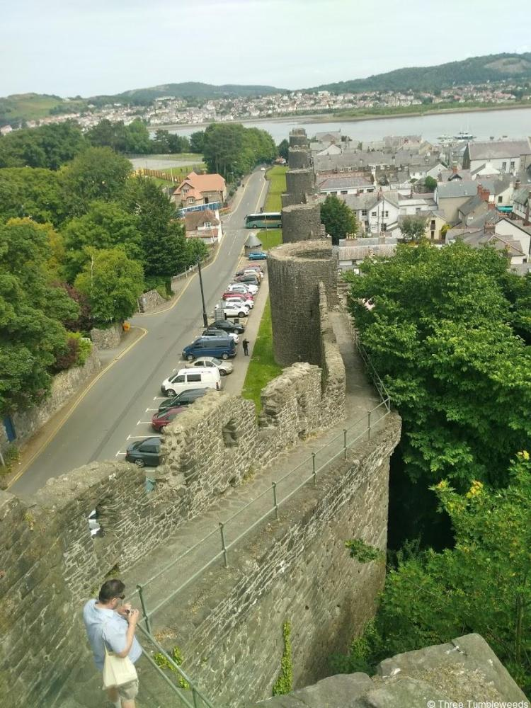 Conwy Wall