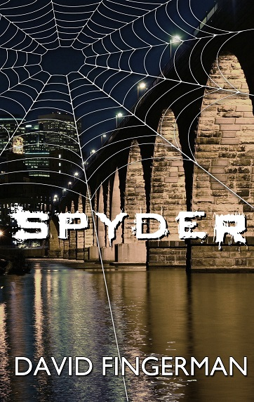 Spyder book cover