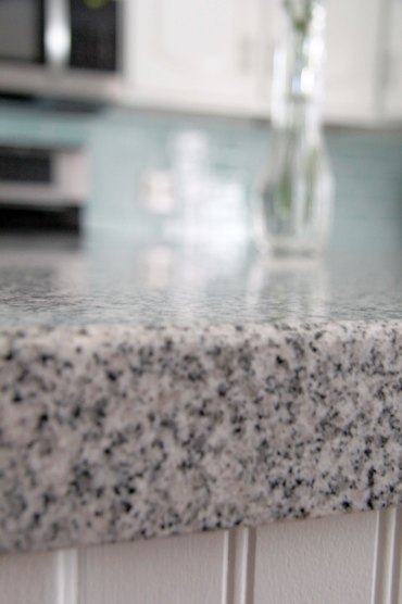 Three Whims: DIY Kitchen remodel - granite