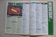 Radio Times Magazine August 28 1996