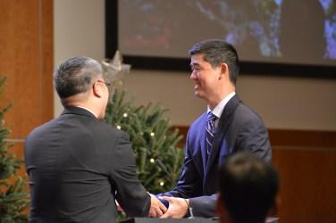 Jim Lee Ordination