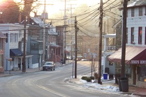 Main Street Ellicott City