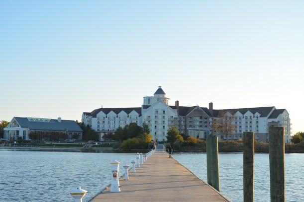 The Beautiful Hyatt Resort Photo by Mike Hartley