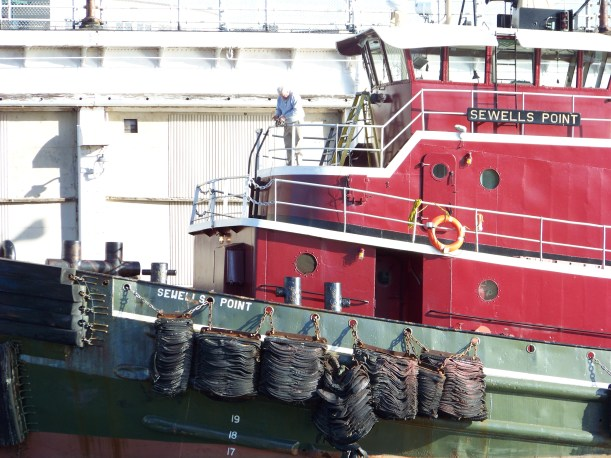 Tug Photo by Mike Hartley