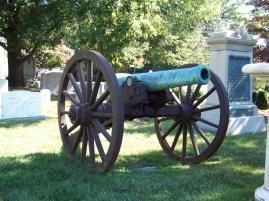 Canon headstone