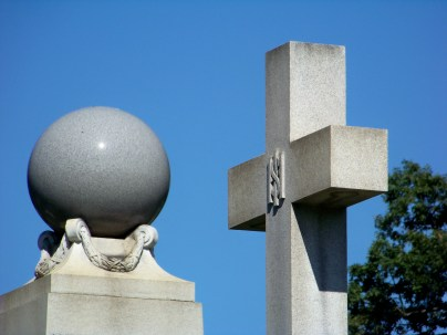 Unique headstones