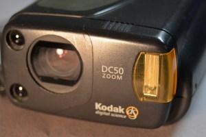Kodak DC 50  Photo by Mike Hartley
