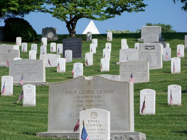 Arlington National Cemetery. Photo by Mike Hartley