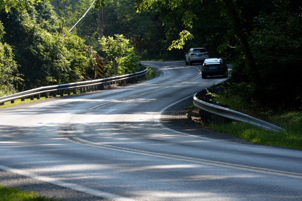Maryland has some great roads. Photo by Mike Hartley.