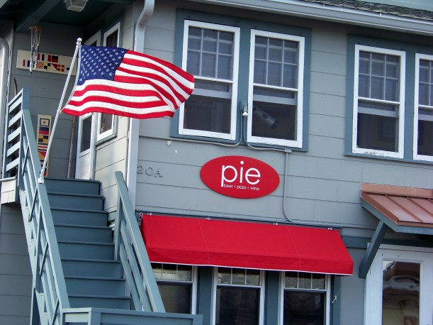 Storefront in Bethany Beach. Photo by Mike Hartley