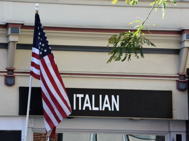 Italian American Photo by Mike Hartley