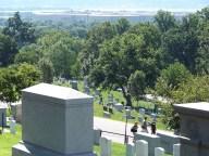 Pentagon in distance