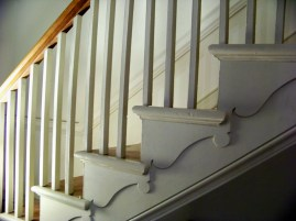 Stairs in State House. Photo by Mike Hartley