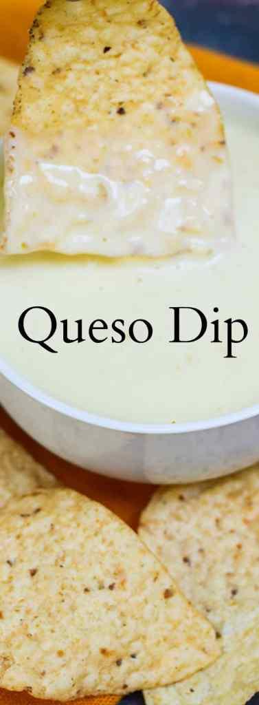 queso dip pinterest