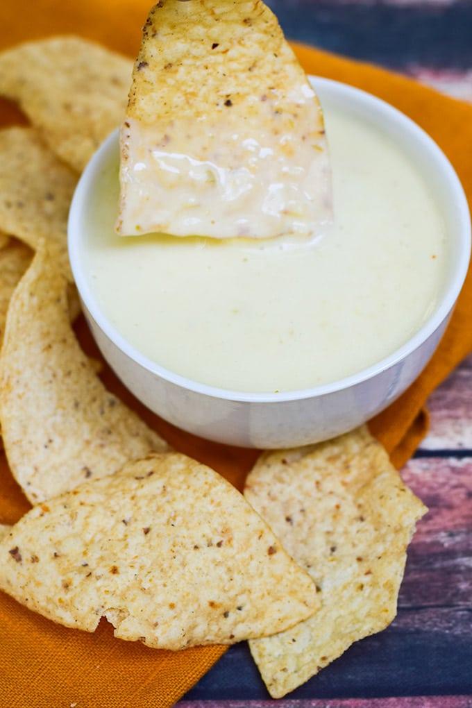 queso dip