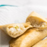 You'll love these amazing empanadas made with leftover chicken. They're easy, cheap and tasty! Great for a snack, lunch or dinner.