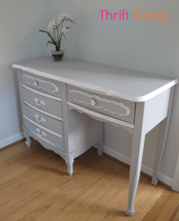 Paint French Provincial Furniture