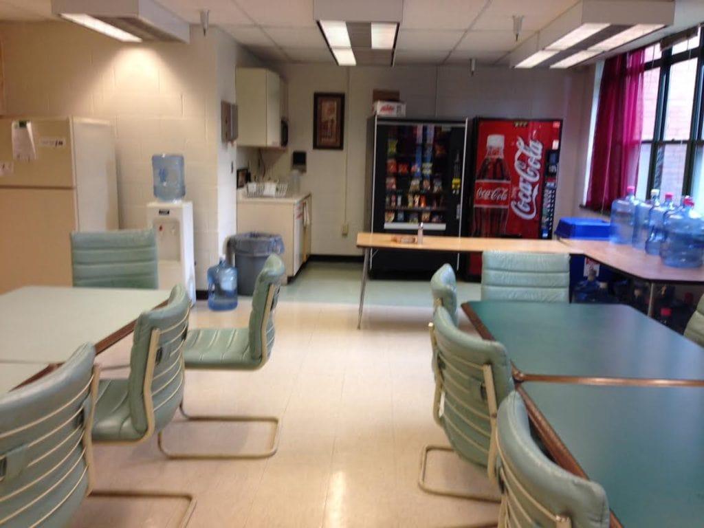 BEFORE Amp AFTER Jens Teachers Lounge Retreat Thrift