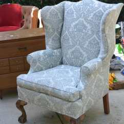 Companies That Reupholster Sofas Standard Size Sofa Table How To Make A Wingback Chair  Check Now Blog