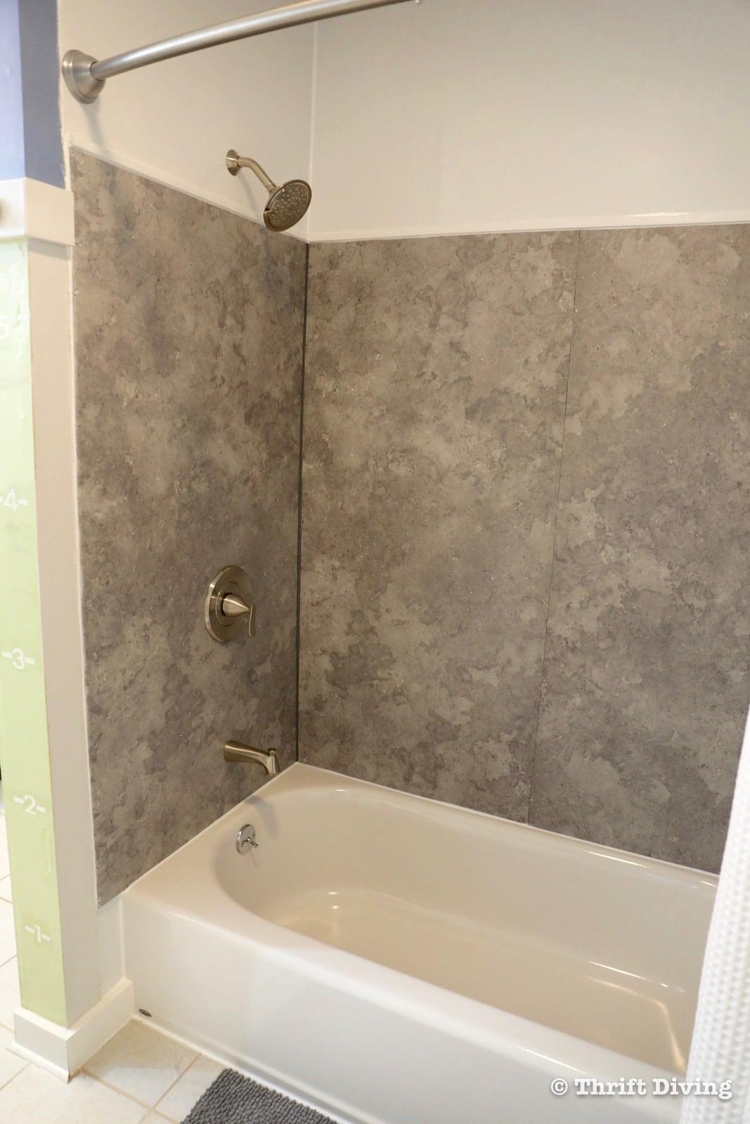 replacing my fiberglass bathtub
