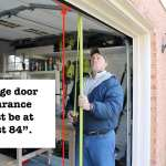 How To Install A Garage Door Screen Step By Step Part 1