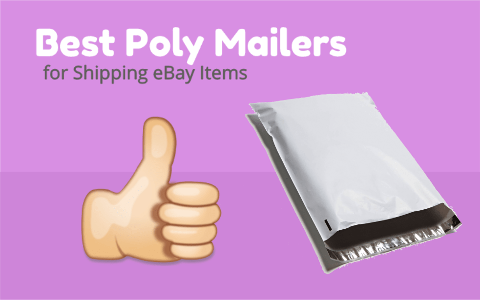 5 Best Poly Mailers for Shipping eBay Items