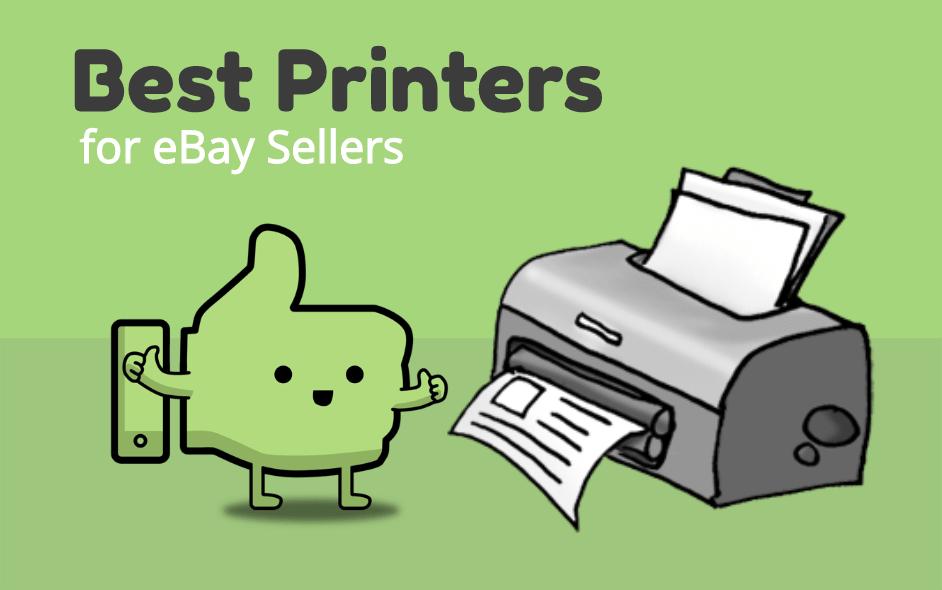5 Best Printers for eBay Sellers