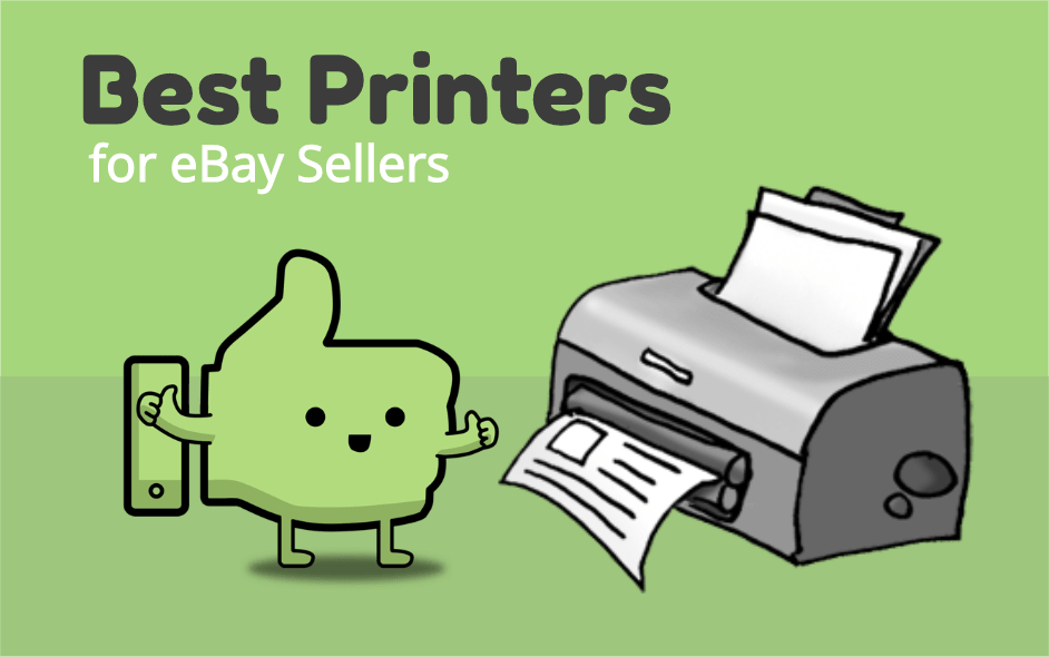5 Best Printers for eBay Sellers