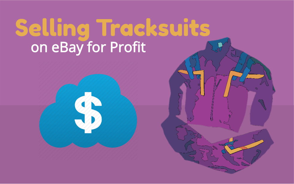 Selling Tracksuits from Thrift Stores on eBay for Profit