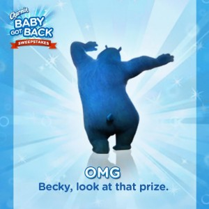 Charmin Baby Got Back Sweepstakes