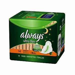 Always Pads and Liner Coupon