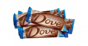 DOVE Chocolate Bars